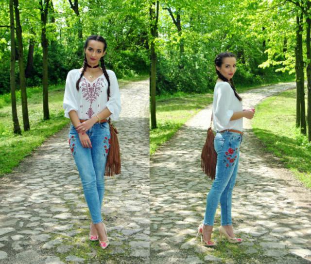 I love boho style! <3