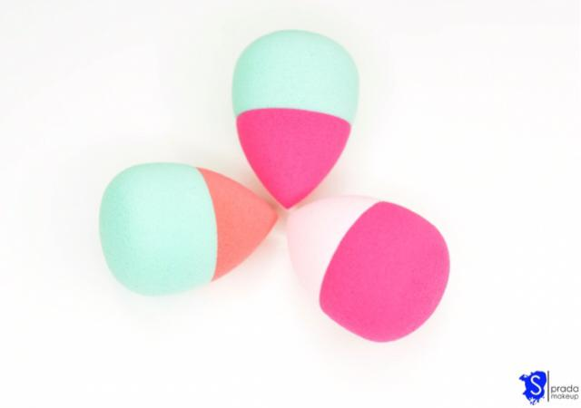 Very soft M size sponges