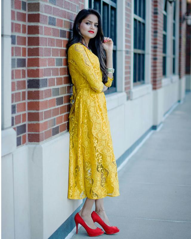 love my yellow dress get yours