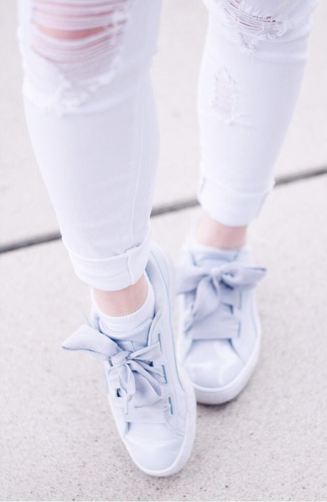 Perfect spring sneakers.
