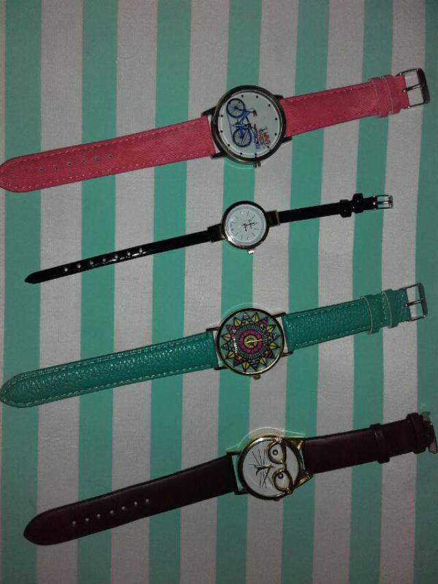 wszystkie zegarki z zaful