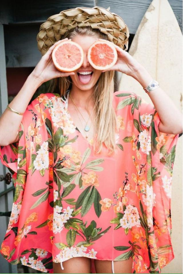 Let's get tropical! Check amazing tropical print clothes from Zaful. It's awesome! #tropical #summer