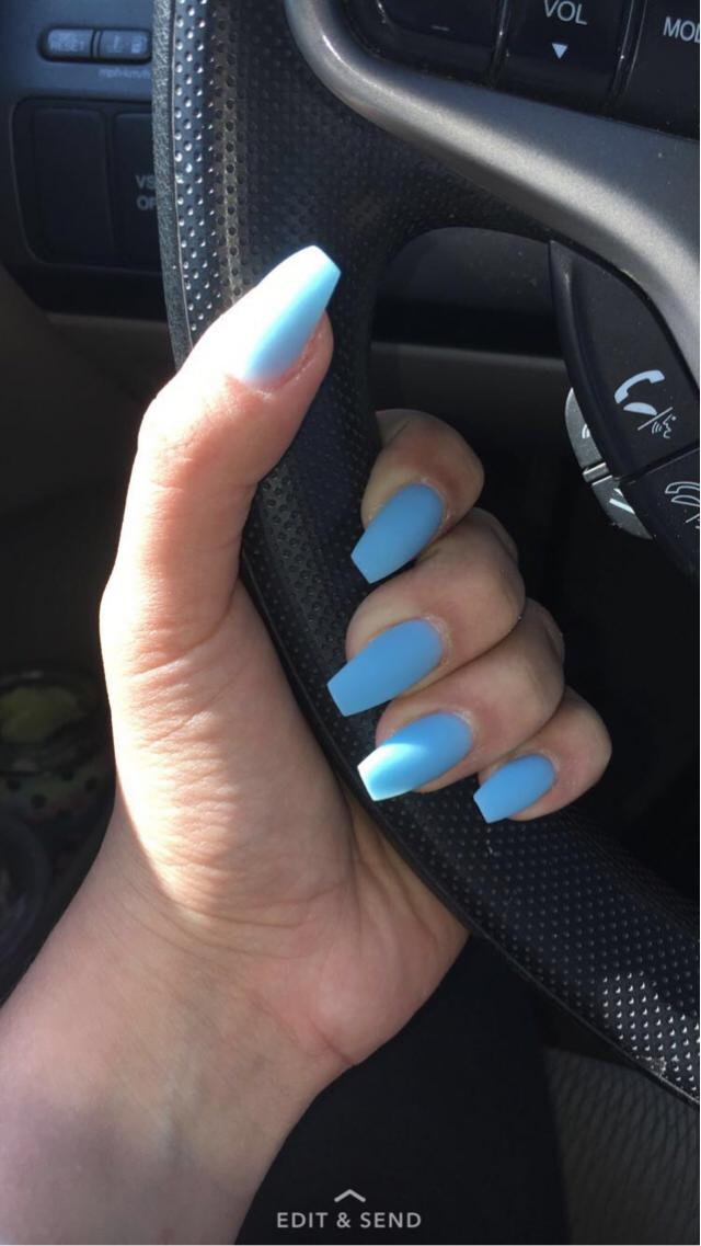 My Prom Nails