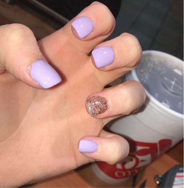 I love love loved these nails!!
