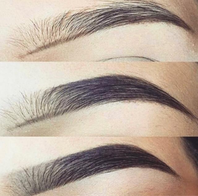 Simple easy but nice eyebrow look