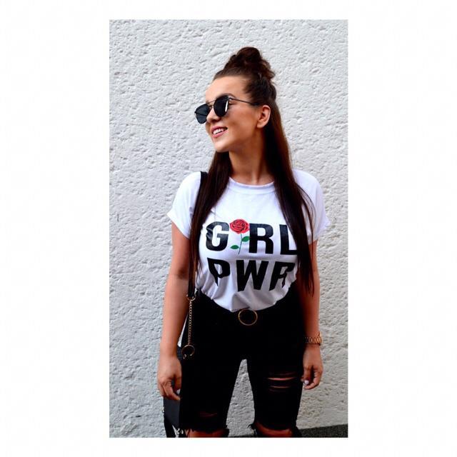 #FLORALPRINT #GIRLPOWER #GRLPWR @myinsomniaa #zafulgirl