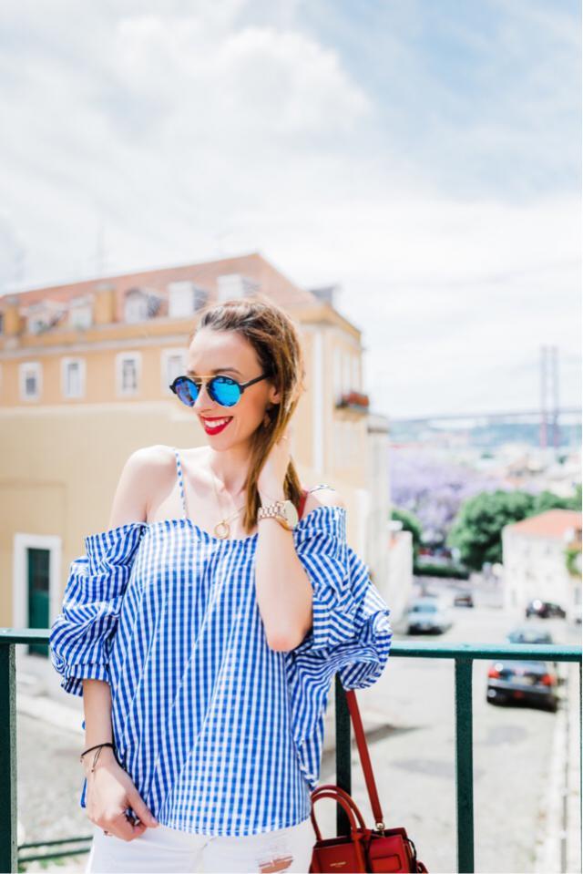 In love with my top! #zaful #zafulgirl #girl #zafulhits #hits #summer #summervibe #top #despertar #fashion #details