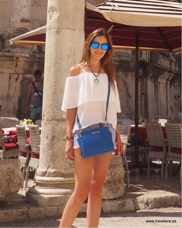 Enjoy your Saturday lovelies! Today my zaful summer look! #julyblue www.travelera.es IG:   @travelera.es