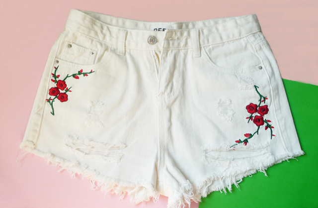 These shorts are must have! <3