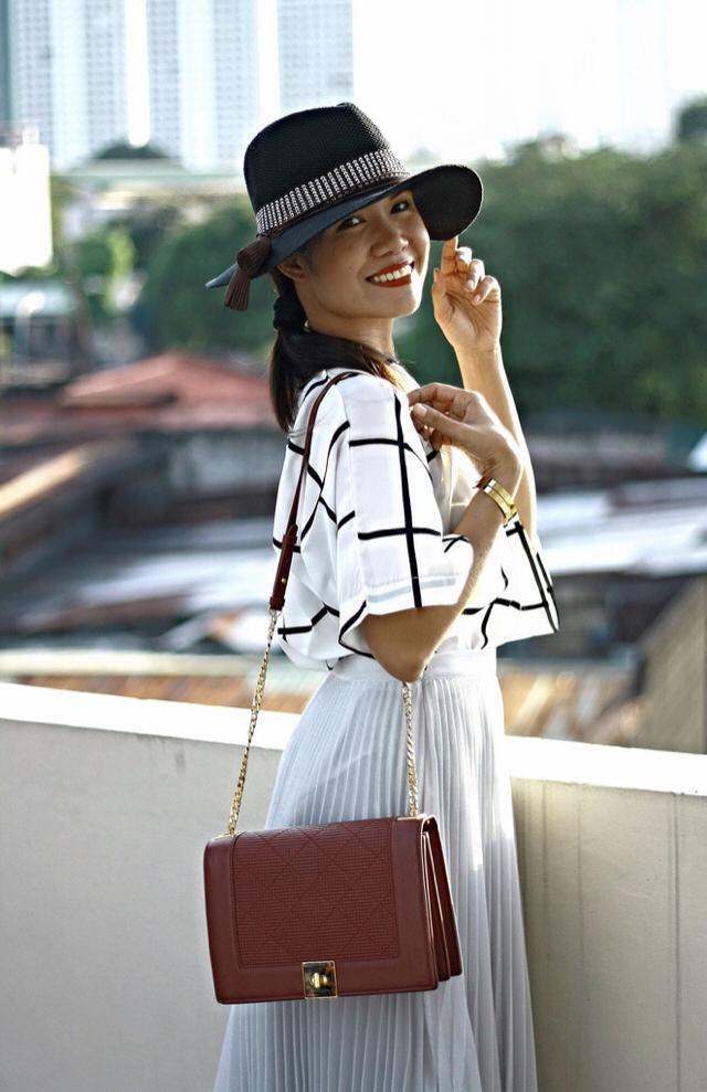 #zaful #hat