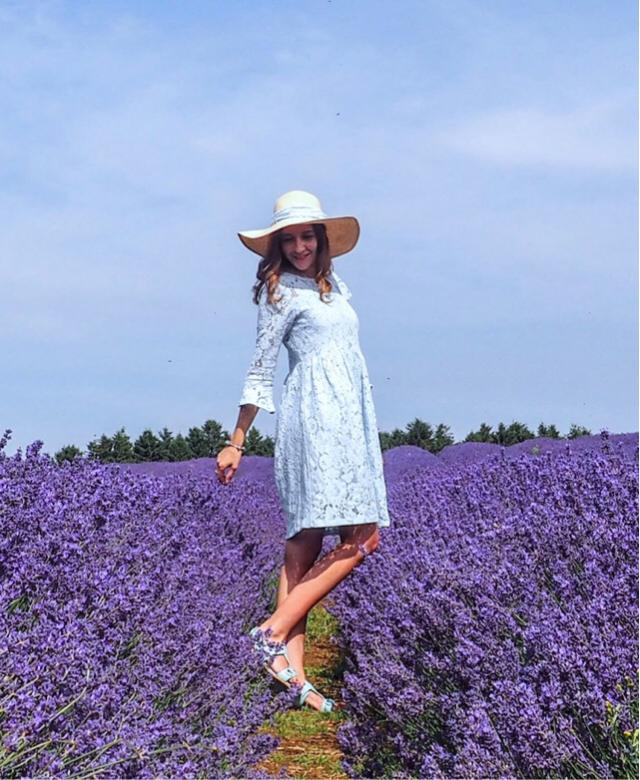 Happy Sunday!! ❤️  Zaful light blue dress, comment if you like it :)  From  we came to      www.travelera.es
